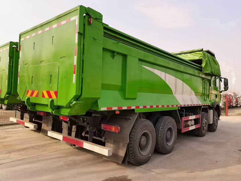 汕德卡 G7;自卸车6.2米
