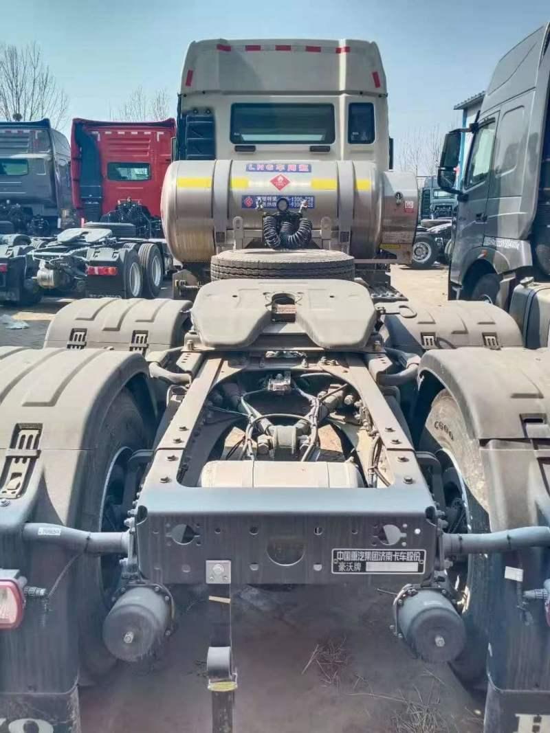 豪沃TX天然气1000L气瓶