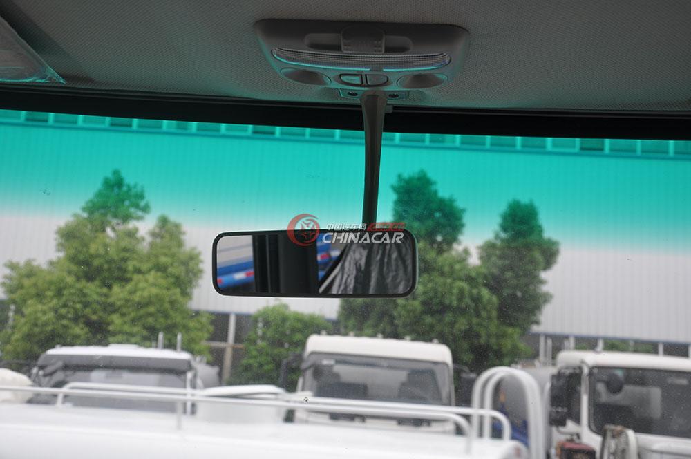 东风多利卡D9洒水车驾驶室图片-后视镜