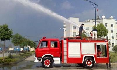 消防车集锦视频