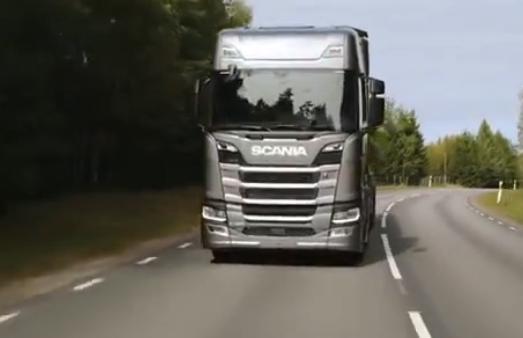 斯堪尼亚卡车