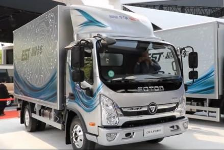 福田超级卡车