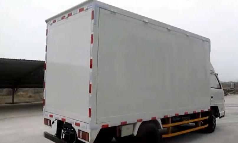 江铃售货车操作视频