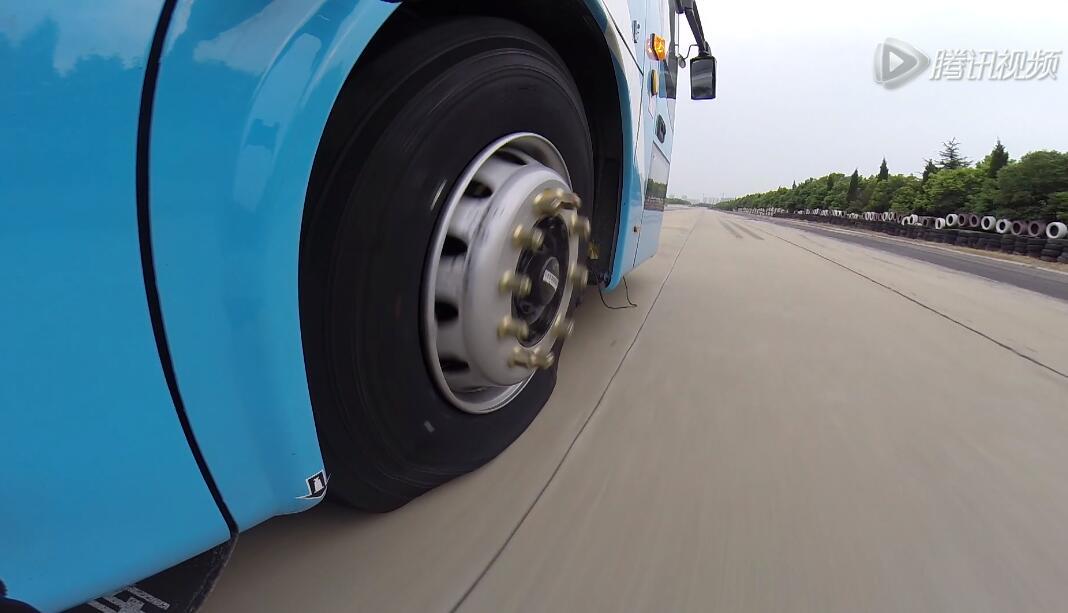 安凯客车测试视频
